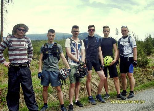 Na rowerowym szlaku – wokół Babiej Góry