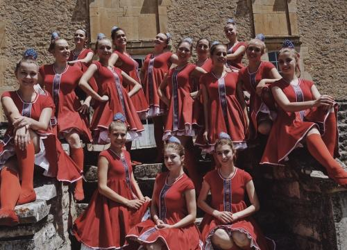 Twister na festiwalu Europeen de la Saint Jean