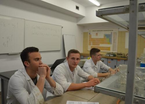 Liceum o profilu sportowym - biol-chem II
