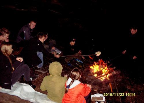 Wieczór grozy, czyli nocny trip w Beskidy!
