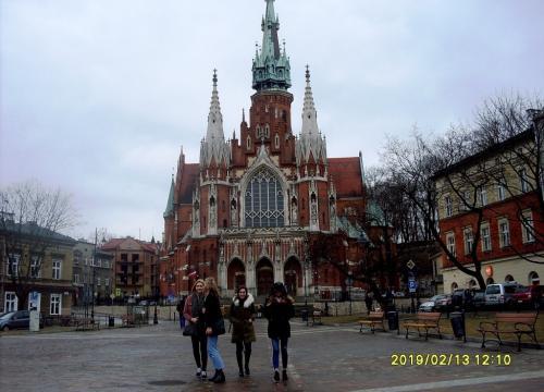 W małopolskiej stolicy