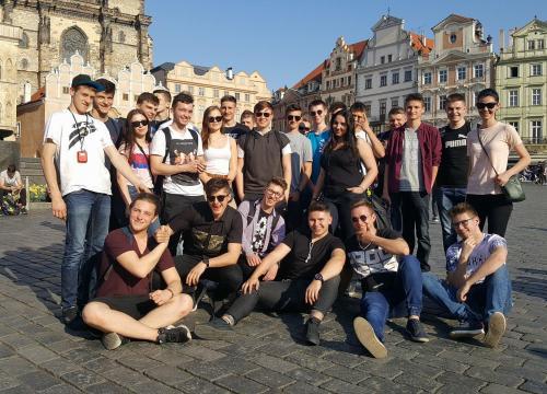 Praga 2018 II i IIIa
