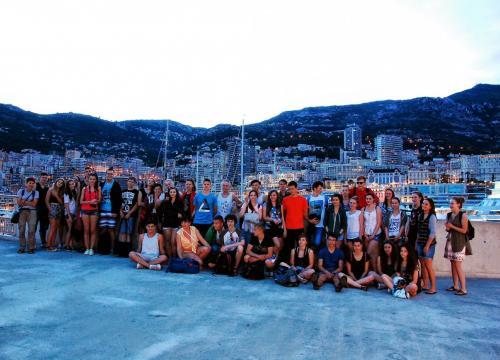 Monaco + Galeria